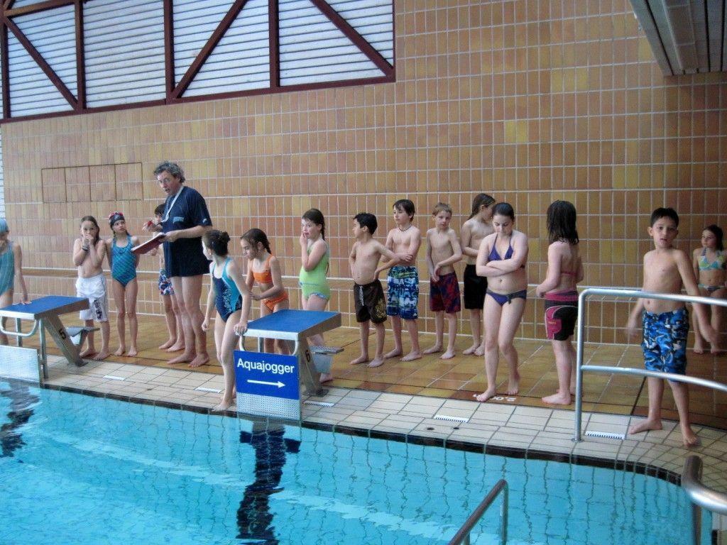 Jedes Kind soll schwimmen können