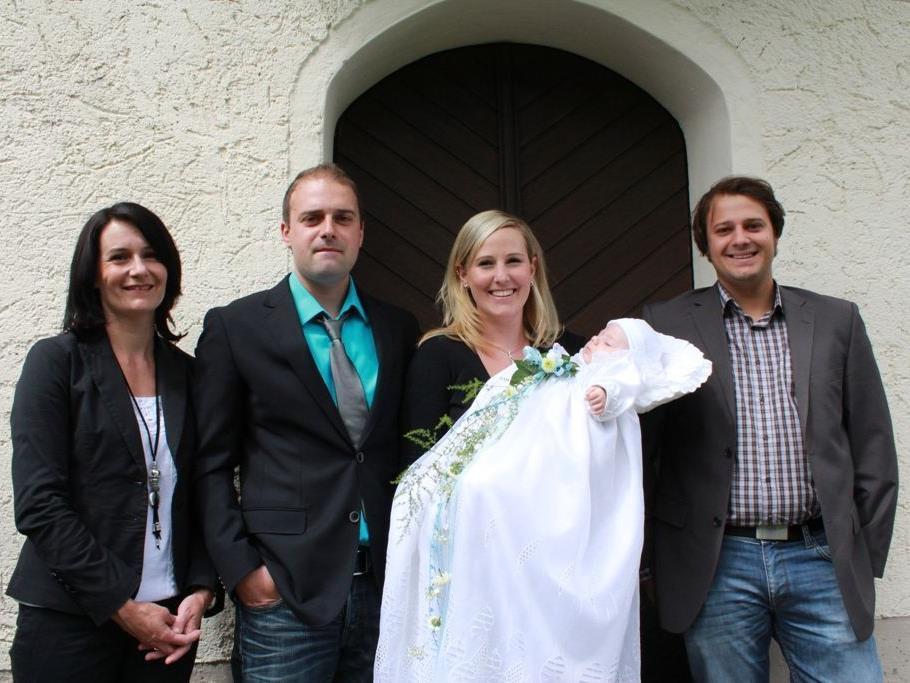 Taufe Luca Tschol