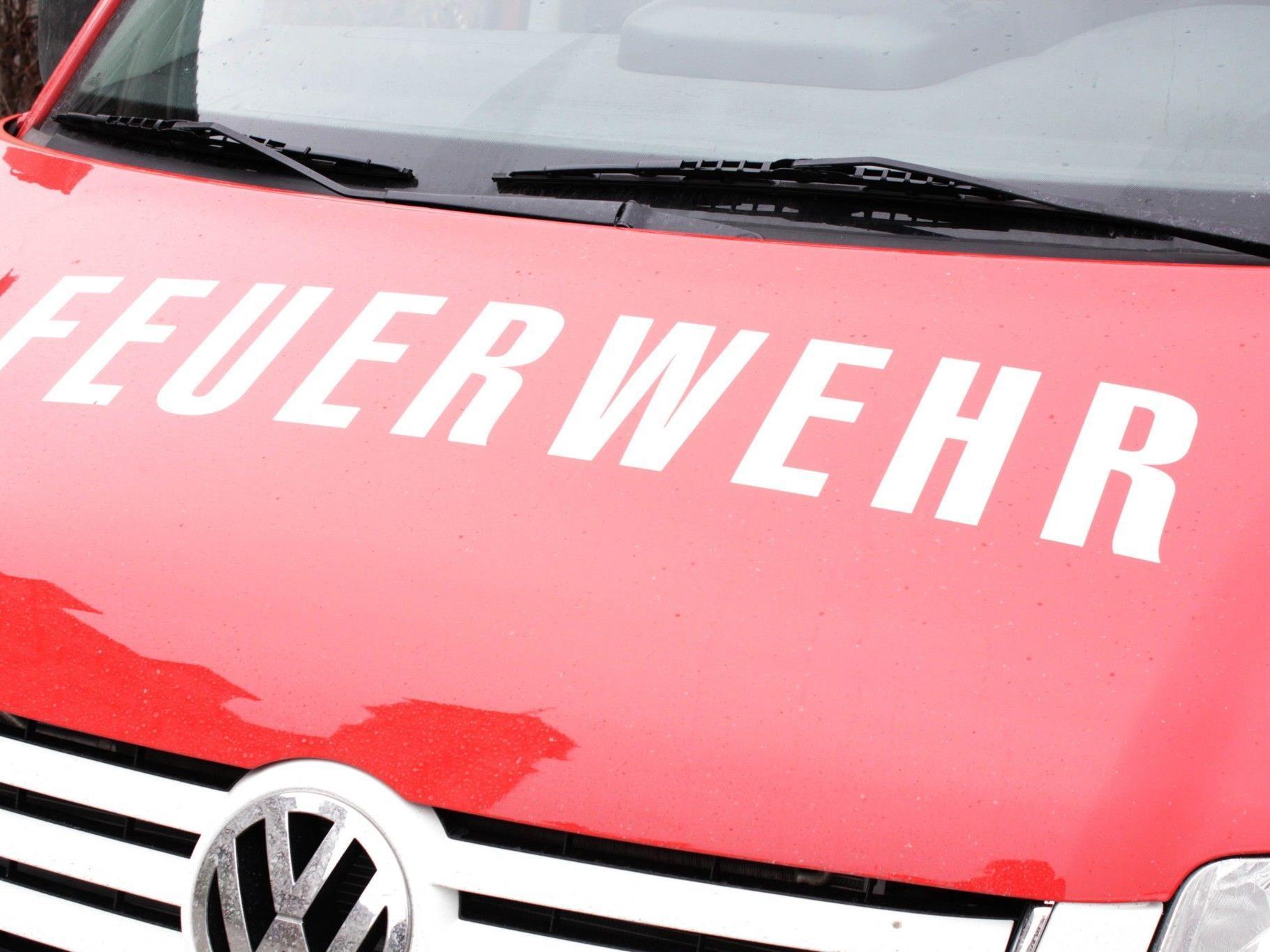 Die Feuerwehr musste nur noch nachlöschen: Brand in der Brigittenau wurde von Zwillingen gelöscht