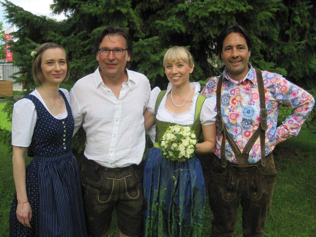 Dagmar Kajtna und Klaus Presterl haben geheiratet