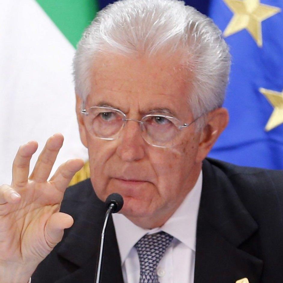 Mario Monti's Italien gerät immer tiefer in den Krisensog.