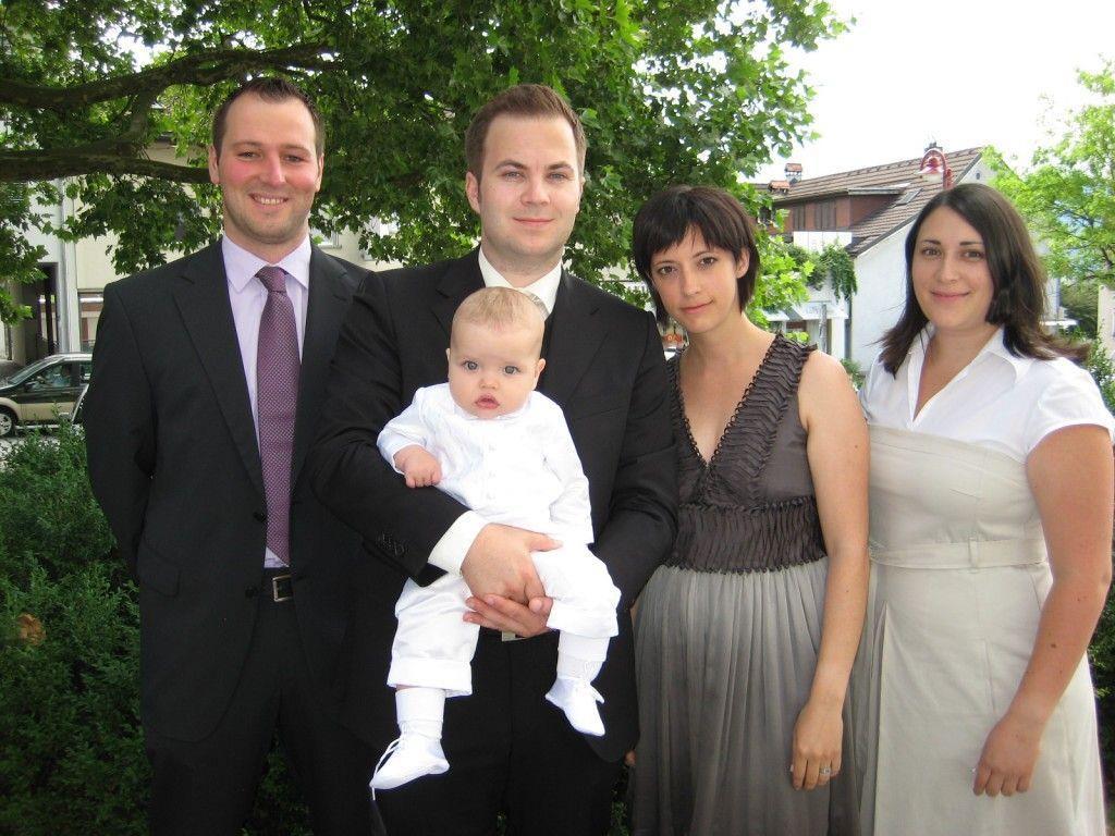 Sebastian Florian Jenny wurde getauft.
