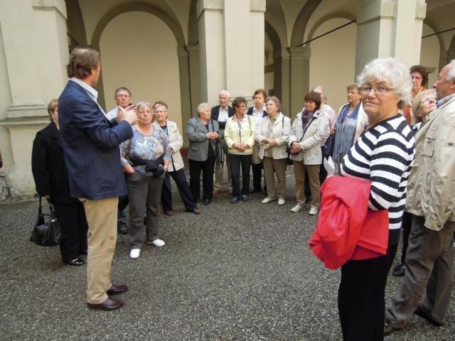 Lustenauer Senioren im Palst zu Ems
