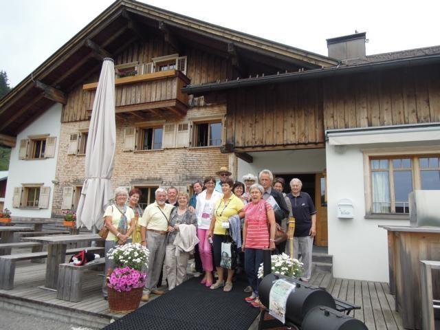 Die Ortsgruppenobleute tagten in Götzis-Millrütte