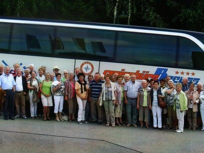 Reisegruppe Seniorenbund Göfis