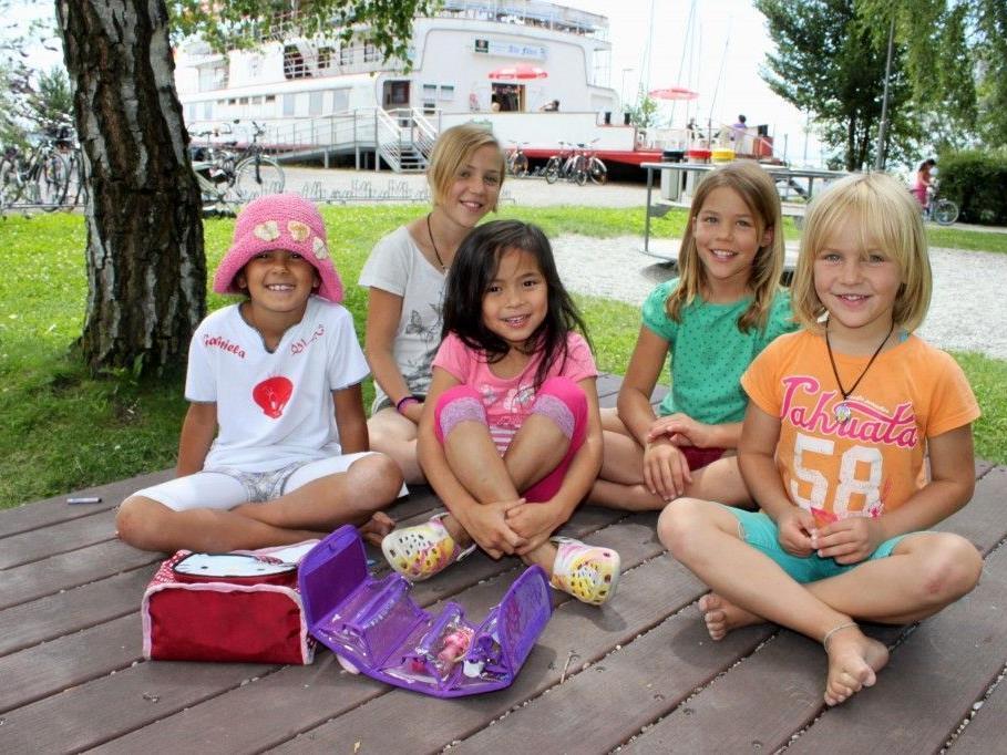 Der Sommer in Lochau mit Bodensee und Pfänder bietet der Jugend vielfältige Möglichkeiten zur aktiven Freizeitgestaltung.