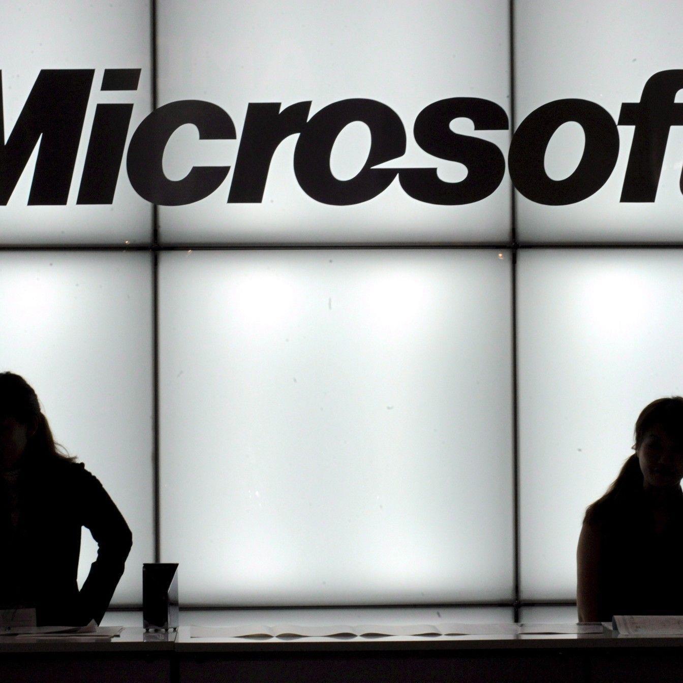 Microsoft erlitt im vierten Quartal einen Verlust von 492 Millionen Dollar.