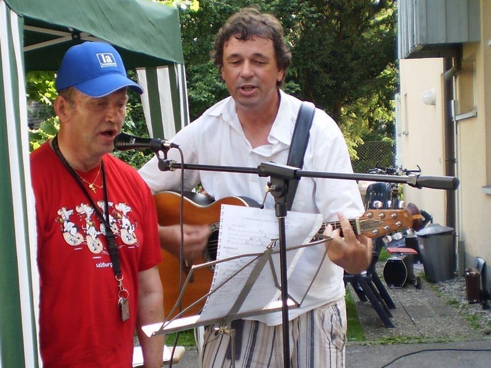 Menschen mit und ohne Behinderungen machten gemeinsam Musik.