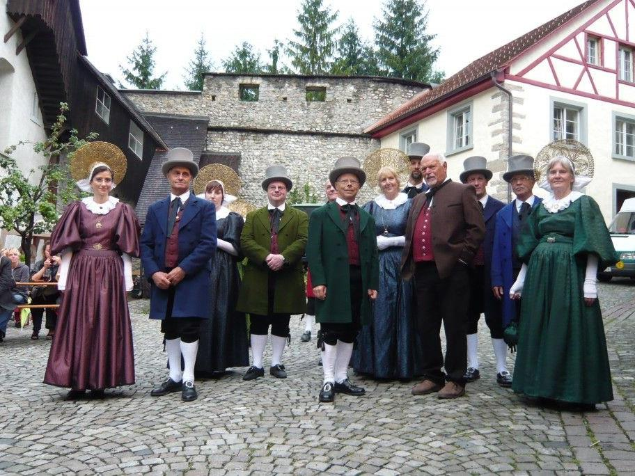 Bregenzer Trachtengruppe