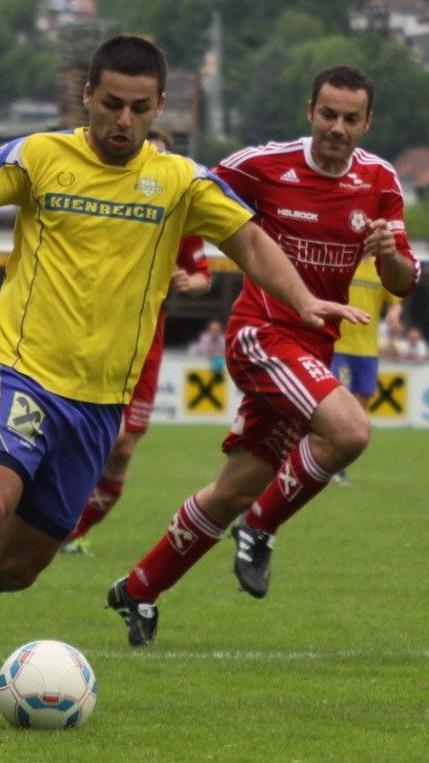 Stefan Stojanovic wechselte von Wolfurt zum Aufstiegskandidat SV Lochau.