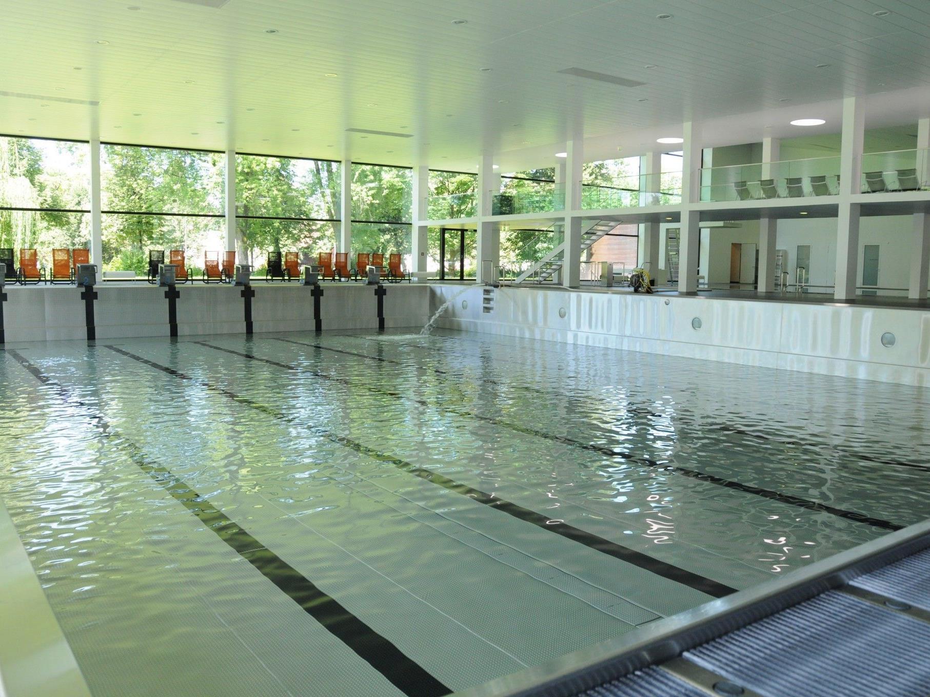Das Stadtbad ist ab dem 7. August wieder geöffnet.