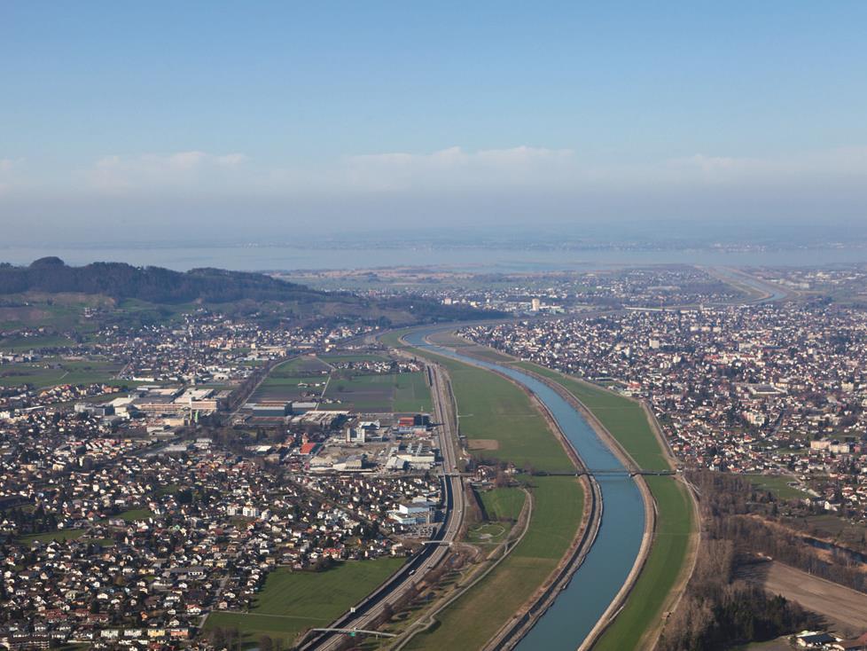 Lustenau tritt der Rheintalischen Grenzgemeinschaft bei.