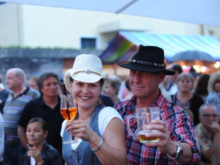 Ein Highlight für alle Western-Fans: Das Rankweiler Sommernachtsfest am 4. August