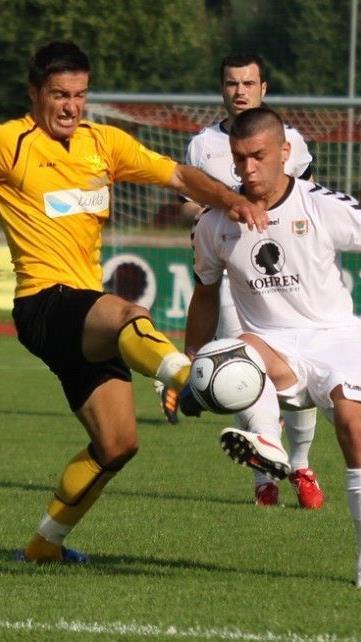 FC Dornbirn will die Hürde Ardagger nehmen und in die zweite Hauptrunde aufsteigen.