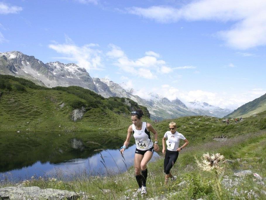 Laufen Sie mit beim Montafon Arlberg Marathon mit Österr. Meisterschaft