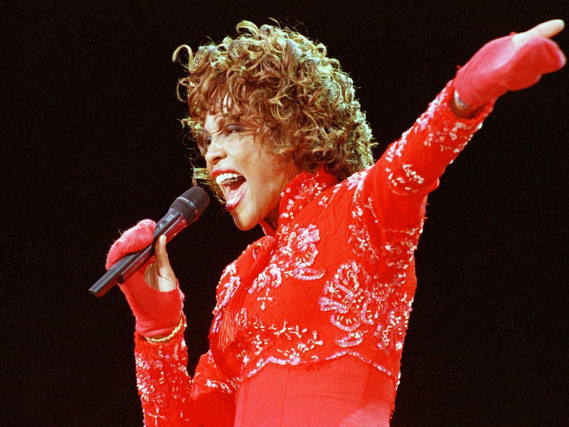 Zwei Songs der Popdiva Whitney Houston sind nun aufgetaucht.