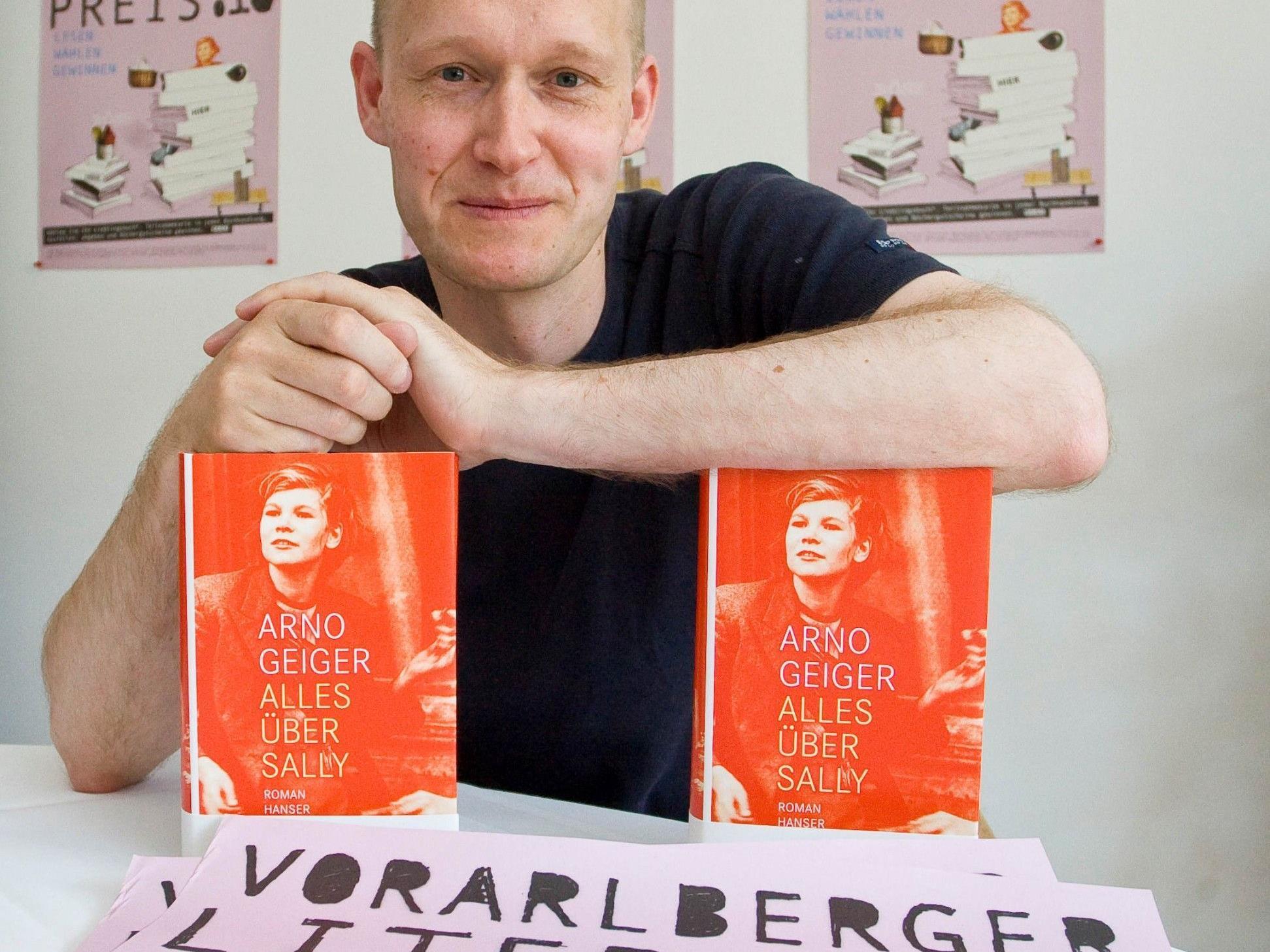 50. Anton-Wildgans-Preis geht an Arno Geiger.