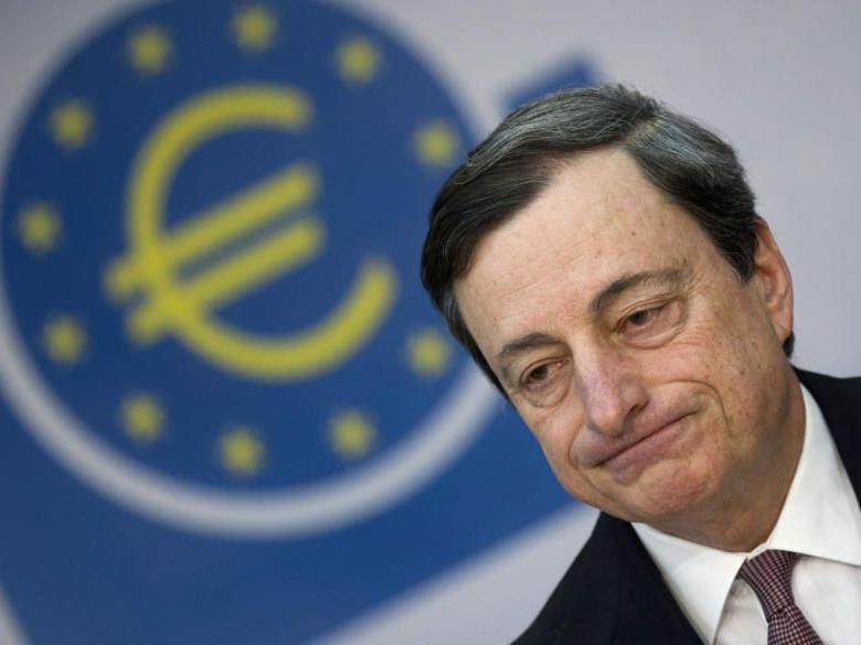 EZB stemmte sich mit historischem Minizins gegen Krise - Euro fällt auf Ein-Monats-Tief unter 1,24 Dollar