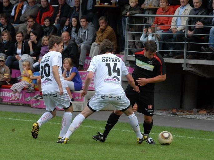 Der FC Egg empfängt im Viertelfinale den FC Sulzberg