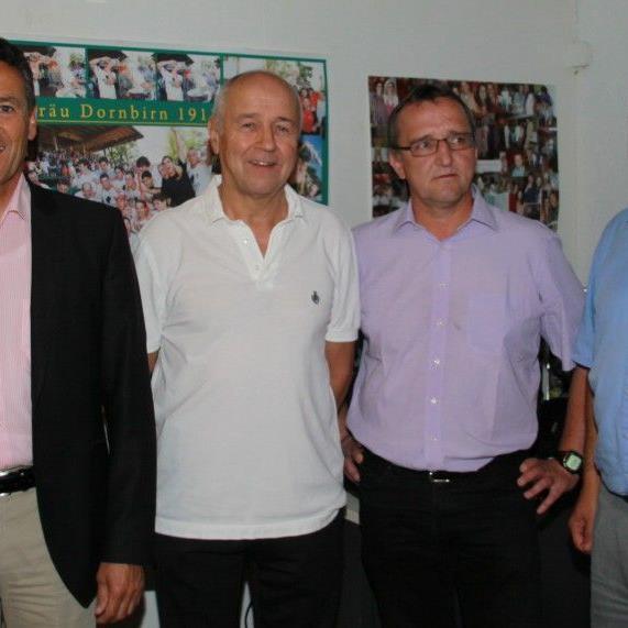 Die FC Mohren Dornbirn Verantwortlichen konnten in den letzten Monaten ein kleines Plus verbuchen.