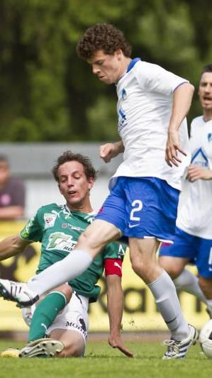 FC Koblach will den Klassenerhalt in der Landesliga schaffen.