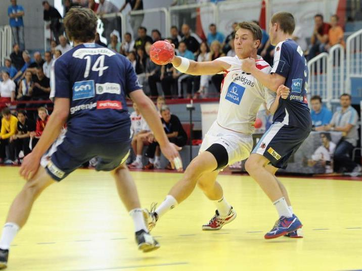 Österreich belegte bei der U-18-Handball Heim-Euro den sechsten Endrang.