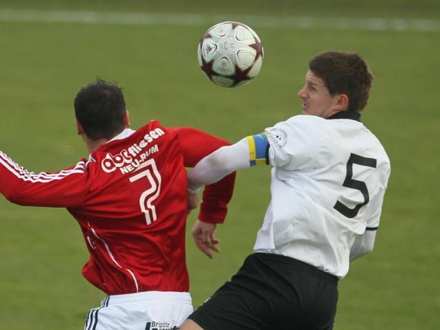 Christoph Fleisch schnürt nun für FC Hard die Schuhe.