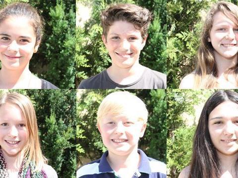 Schüler des Gallus Gymnasiums erählen von ihren Plänen in den Ferien.