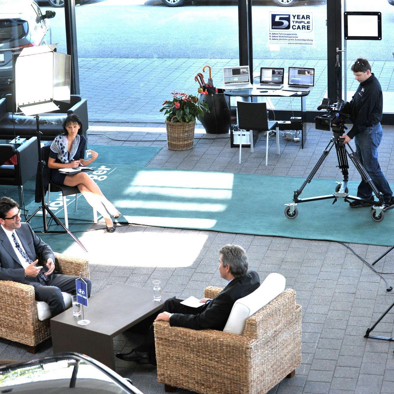 """""""Ländle TV"""" ist auf Expansionskurs und kann man bald in ganz Mitteleuropa empfangen."""
