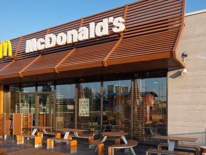 Seit 35 Jahren auch in Österreich: MacDonald's.