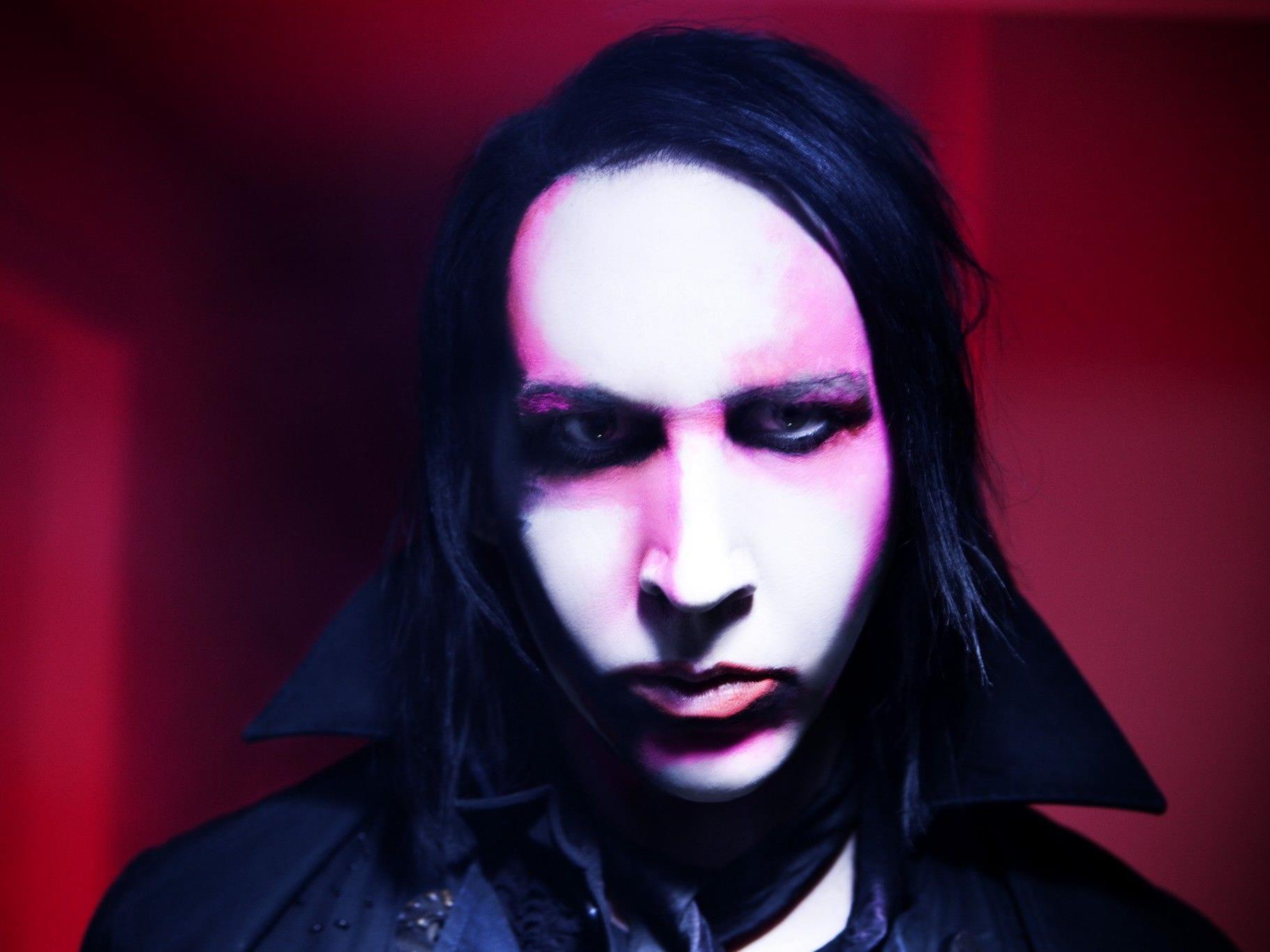 Marilyn Manson rockt am 16. Juli die Messehalle in Dornbirn