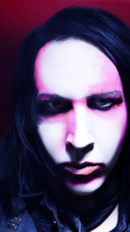 Marilyn Manson beehrt das Ländle.