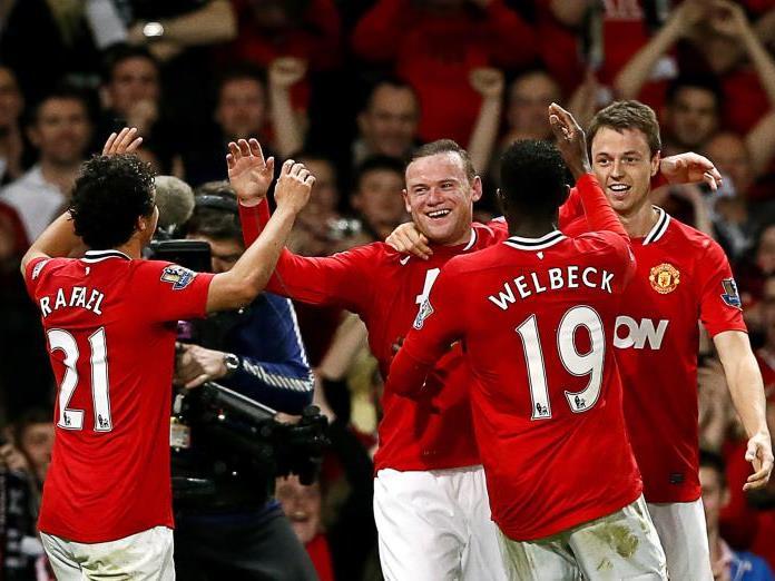 """Manchester United ist nach einer Rangliste des US-Magazins """"Forbes"""" der wertvollste Fußballverein der Welt"""