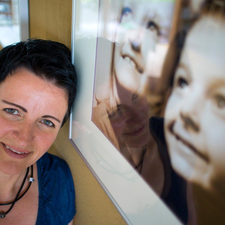 Evi Madlener betreut im Ferienheim Maien in Schwarzenberg rund 60 Kinder.