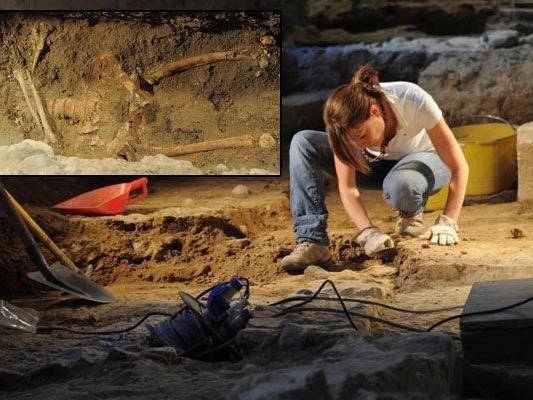 Archäologen bargen möglicherweise die sterbliche Überreste von von Lisa Gherardini del Giocondo.