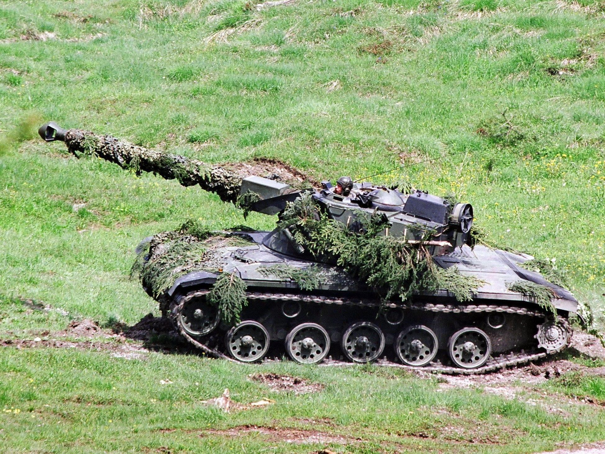 Kadersoldat bei Panzerunfall in Niederösterreich gestorben