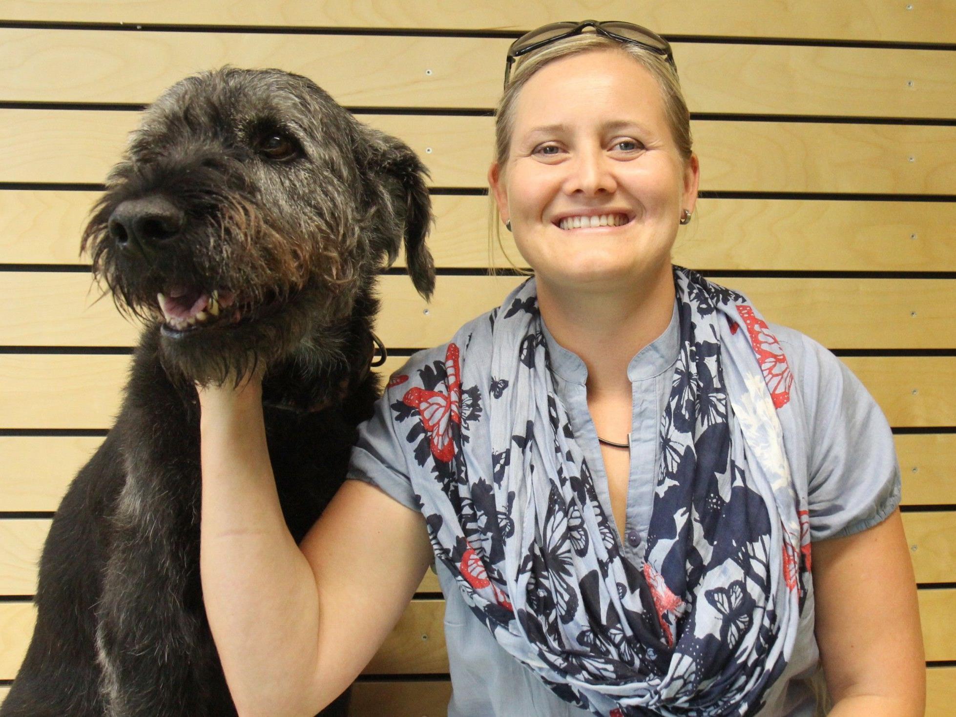 Vera Moosmann-Reiner, praktische Tierärztin, steht der neuen Initiative positiv gegenüber.
