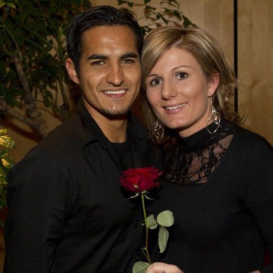 FIFA-SR Cindy Zeferino de Oliveira kehrt auf den Platz zurück und Ehemann Sidinei kickt in Bregenz.