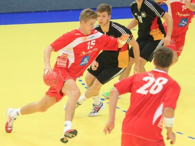 Österreich verlor das Länderspiel bei der Euro gegen Deutschland und verfehlte das Halbfinale.