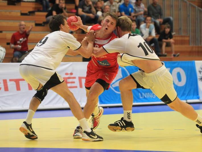 Österreich gewinnt gegen Weißrussland mit 31:23 und steht im Viertelfinale der U-18-Heim-Euro.