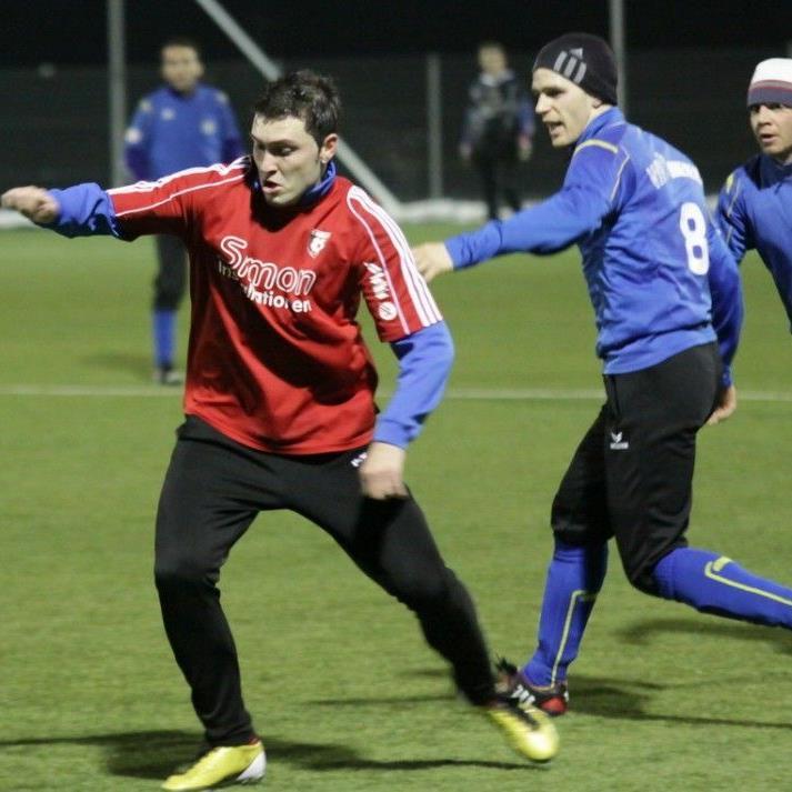Marko Zdravkovic stürmt nicht für FC Dornbirn, sondern in seiner Heimat Serbien.