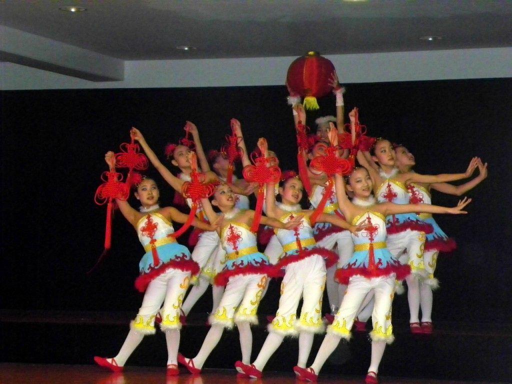 Anmutige Tänzerinnen