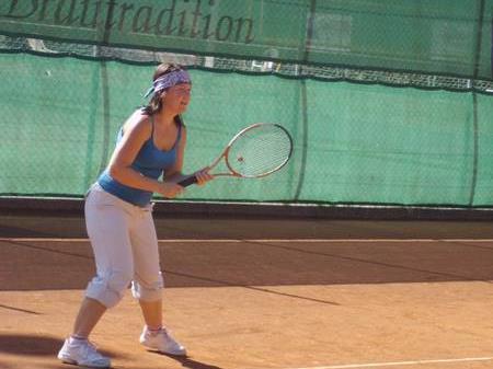 Den Vereinsmeistertitel 2011 holte sich Sonja Tantscher