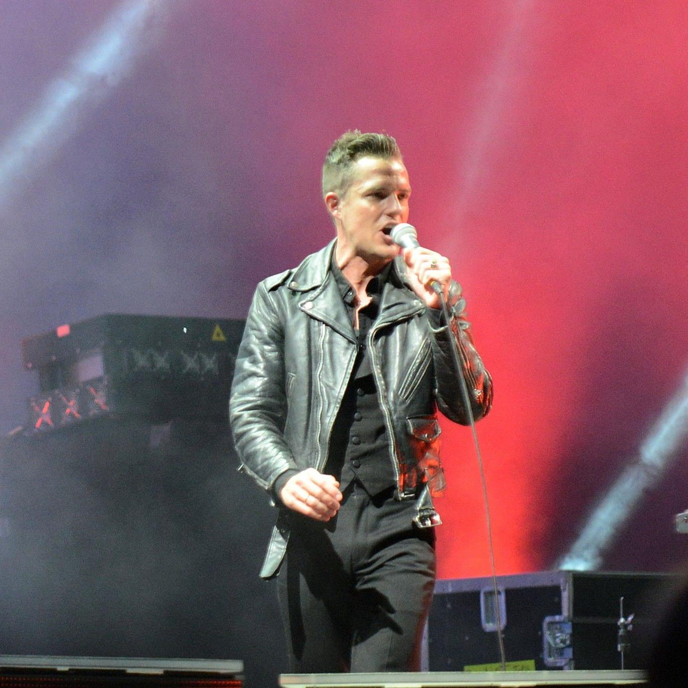 The Killers waren die Headliner am Warm Up-Day am Frequency Festival 2012