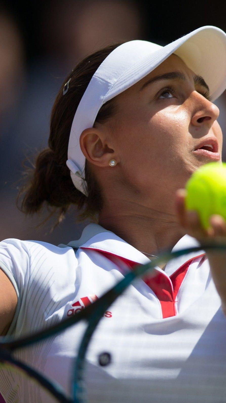Paszek will bei den US-Open möglichst oft triumphieren.
