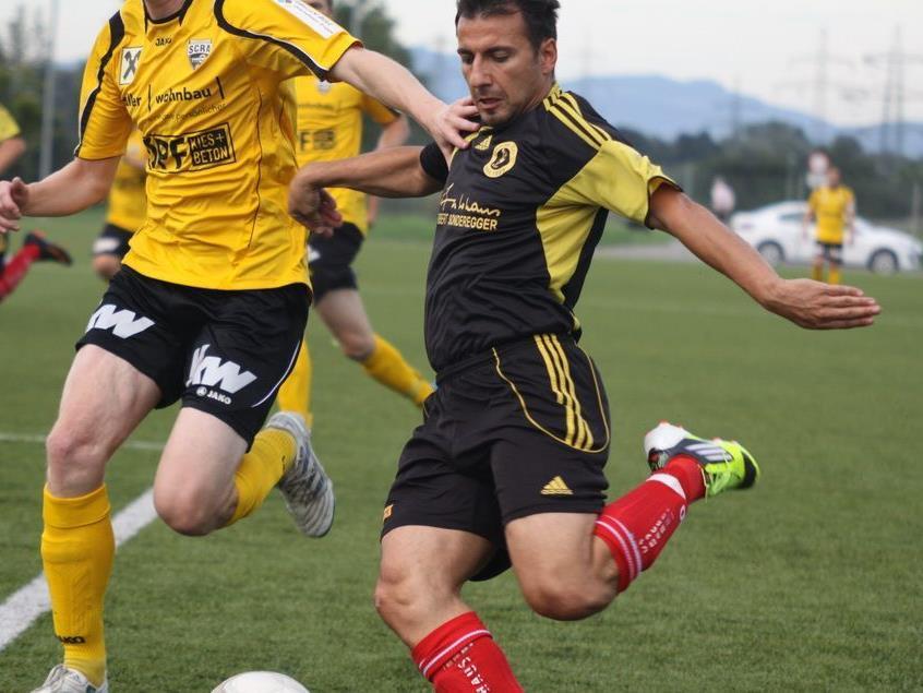 Tisis gewann das Cashpoint-Duell in Altach klar mit 4:0 und steht im Achtelfinale.