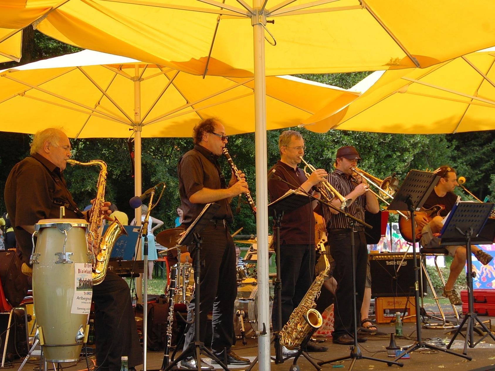 Arlberg Dixie Band