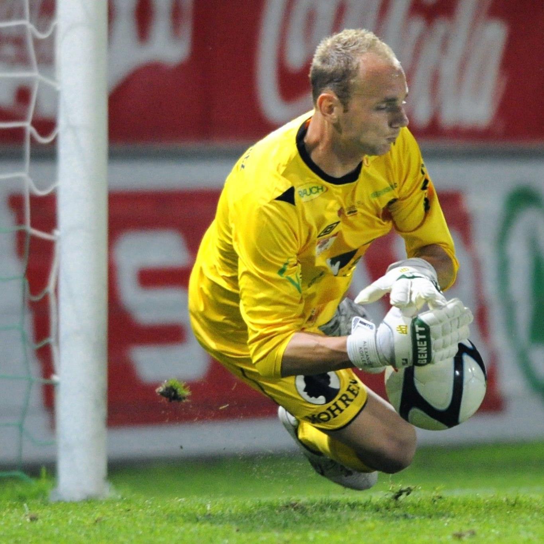 Bisher schaffte es noch kein Team Austria-Torhüter Alexander Kofler zu bezwingen.