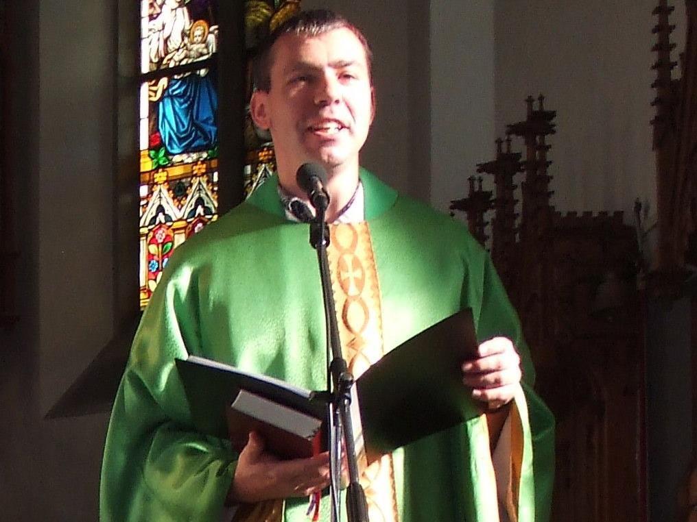 Pfarrer Walter Metzler verlässt kommendes Wochenende die Pfarren Klaus und Fraxern.
