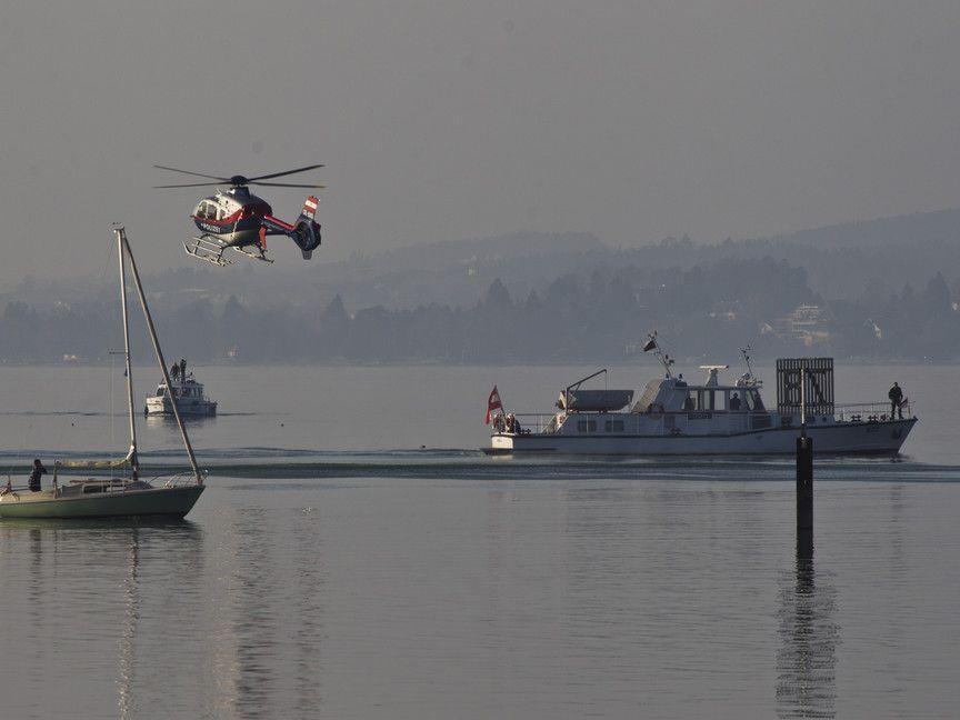 Am 23. März 2012 stürzte das Ultraleicht-Flugzeug in den Bodensee.